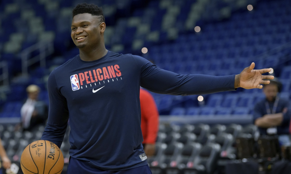 NBA Wednesday: Can Sixers finally beat Raptors in Toronto? Can depleted Nuggets hang with Rockets? Can Pelicans top Spurs in Zion's debut?