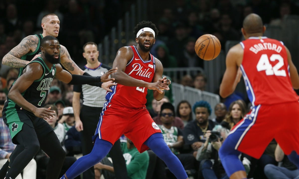 NBA game picks of the day: Celtics vs Jazz, and 76ers vs Cavaliers — how should the Sixers road record affect your bet?
