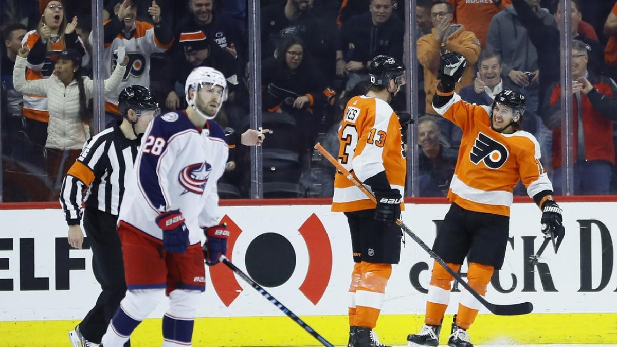 Friday BoopProps - Flyers vs. New York Rangers