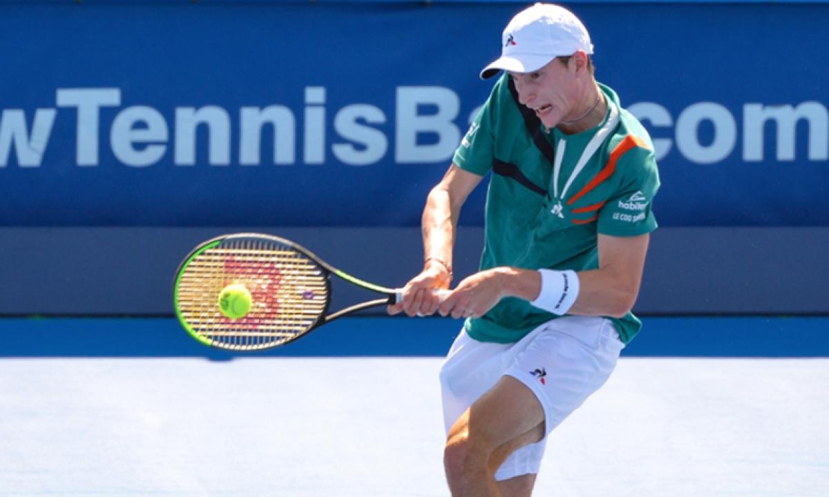 Delray Beach Tennis: Abrams analyzes yesterday's Tiafoe/Humbert quarters match, picks today's semis: Opelka  vs Raonic, Humbert vs Nishioka
