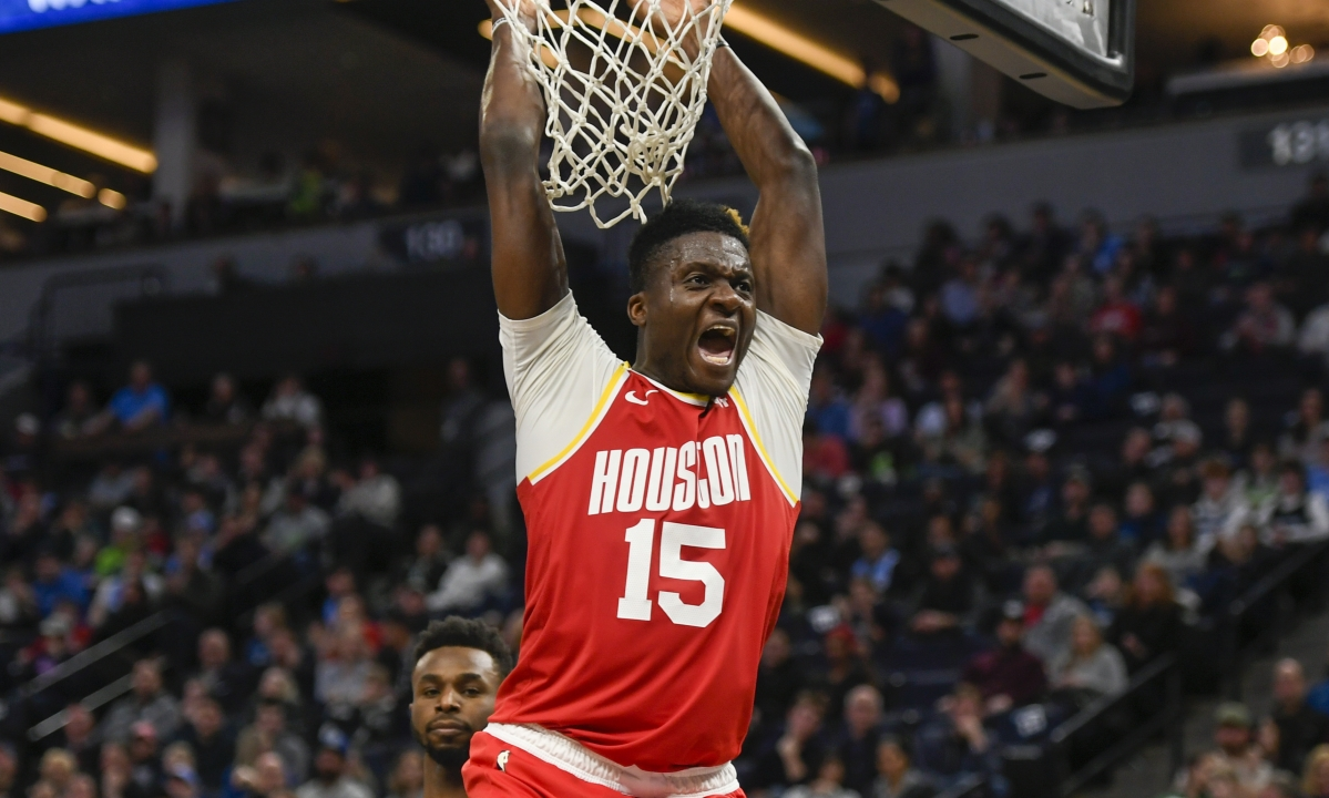 NBA Trade: AP sources say Covington, Capela on move in 4-team trade including the Rockets, Hawks, Timberwolves, and Nuggets