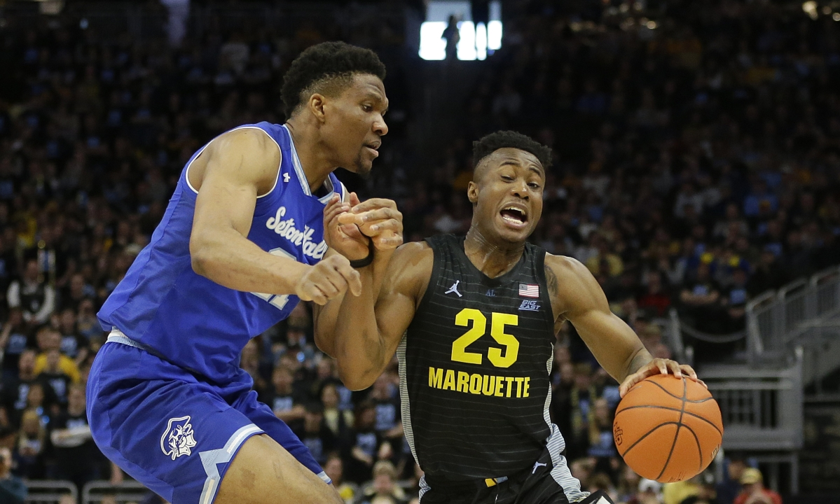 Eckel picks the game of the night: Villanova at Seton Hall, the biggest hoops matchup at The Hall in a quarter-century