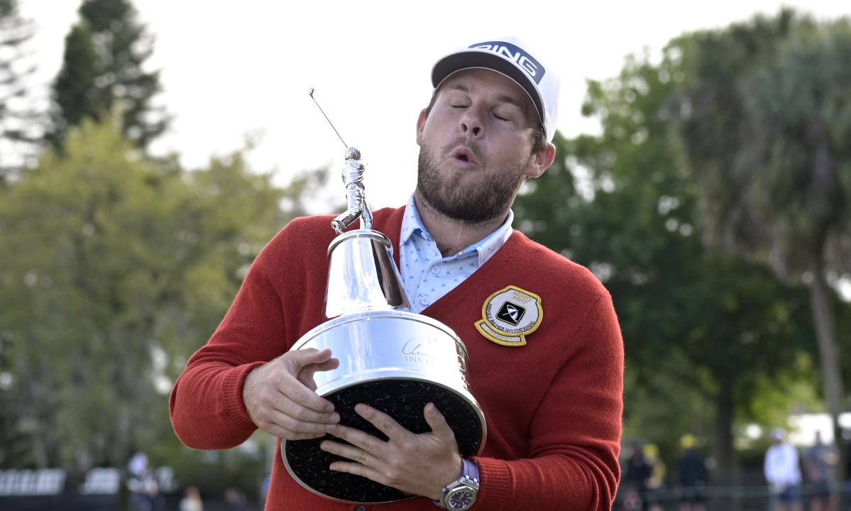 Video highlights from the Arnold Palmer Invitational: Hats off to Tyrrell Hatton, winner, for the first time on the PGA Tour