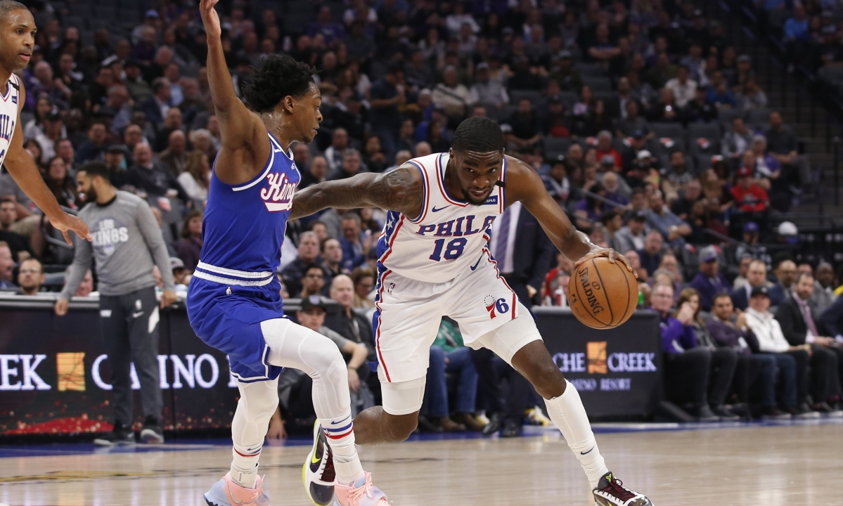 Tobias Harris scores 28 as Sixers beat Kings to end long road skid
