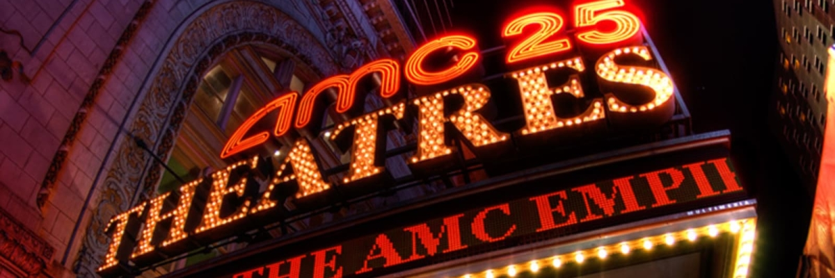 AMC Theaters turns off the projectors across the country