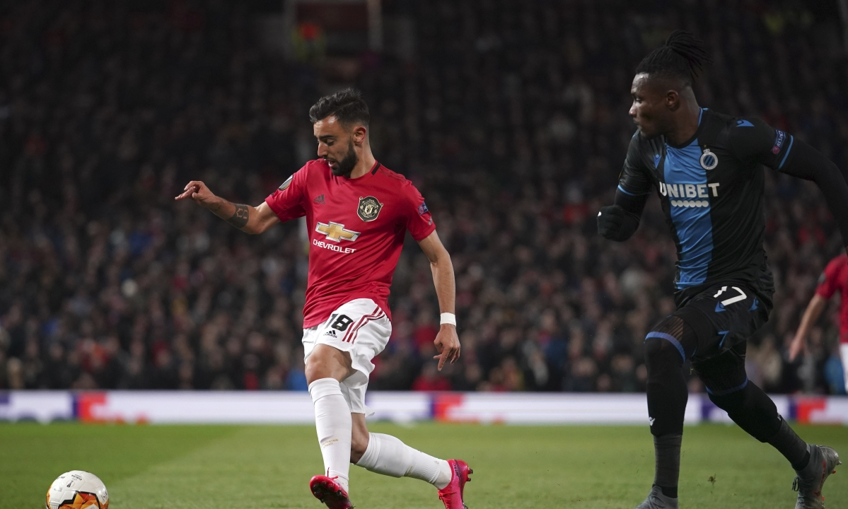 Five takeaways from Premier League weekend: Manchester United on the charge, Tottenham sinking
