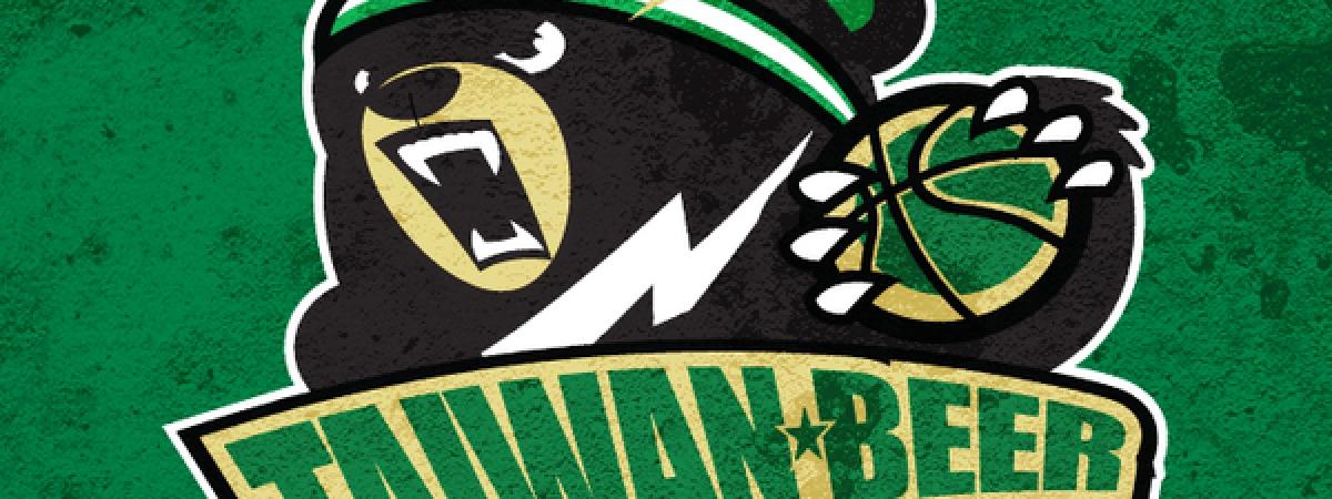 The Taiwan Beer team logo.
