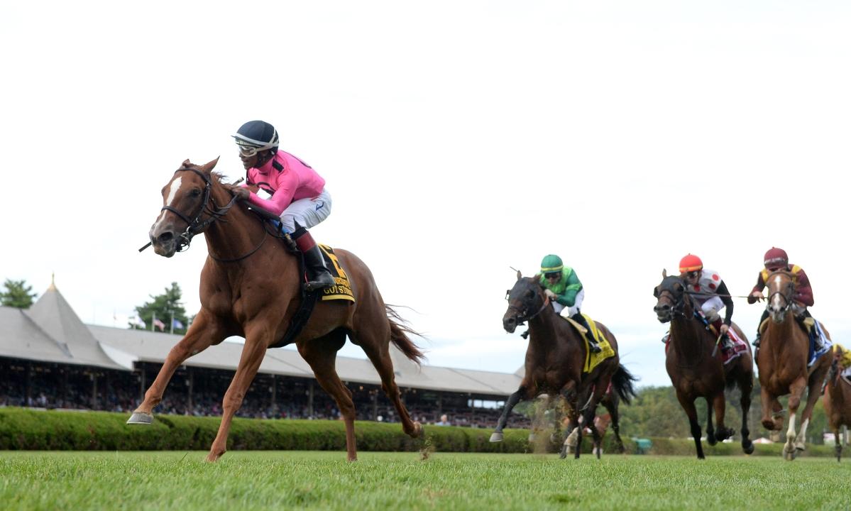 Garrity's Saturday Stakes picks the Gotham, the Florida Oaks, the Tampa Bay Derby, the Kilroe, the San Felipe and the Santa Anita Handicap