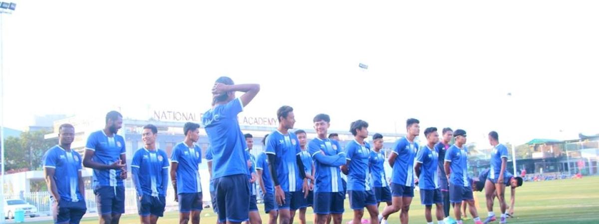 Ayeyawady United Football Club.