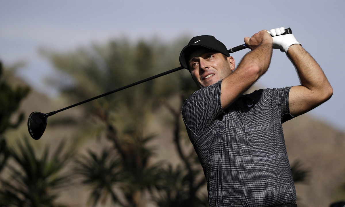 Injury Update: Defending champion Francesco Molinari withdraws from the Arnold Palmer Invitational with back injury