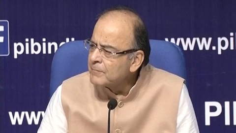 Finance Minister Arun Jaitley  (Photo: ANI)