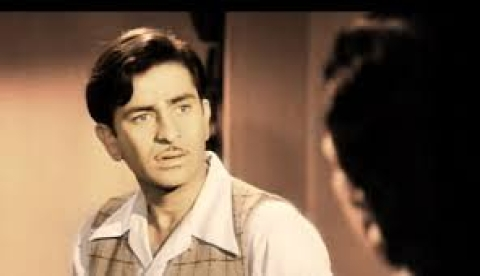 As an actor, Kapoor won three National Awards, several Filmfare Awards and was twice nominated for the Palm D'Or at the Cannes Film Festival for <i>Awaara</i> and <i>BootPolish</i> (Photo Courtesy: Khalid Mohamed)