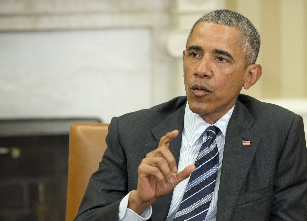 Obama Asks TV Stations to Stop Anti-Biden Ads in His Voice