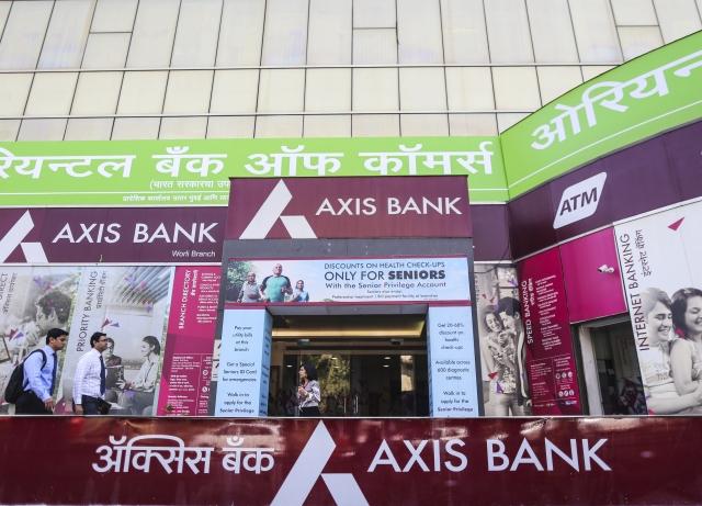 Morgan Stanley Retains Faith In Axis Bank