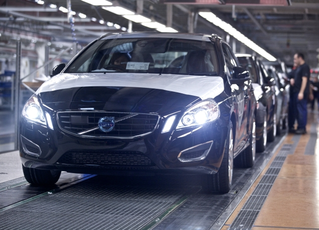 How China S 36th Best Car Company Saved Volvo