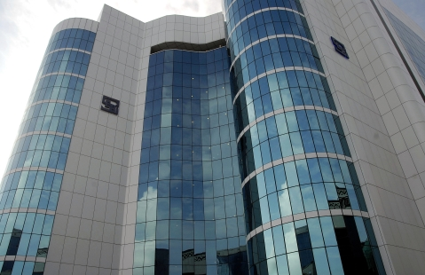 SEBI headquarters in Mumbai (Photographer: Santosh Verma/Bloomberg)
