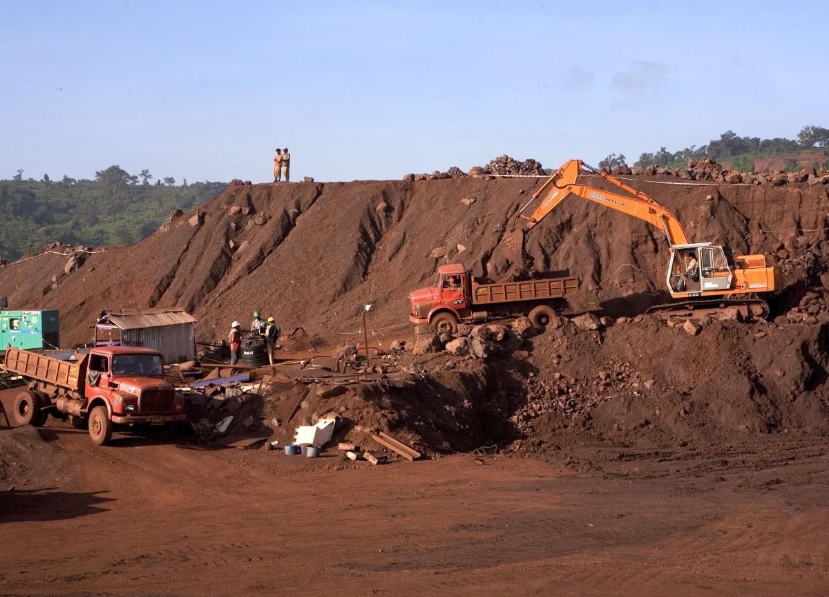 Supreme Court Refuses To Pass Order In JSPL's Sarda Mines Case