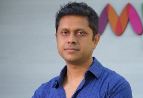 Mukesh Bansal, CEO of Curefit and strategic adviser to Swiggy (Source: Twitter/Mukesh Bansal)