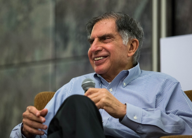 A Day After Firing Cyrus Mistry Ratan Tata Huddles With Tata Group Ceos