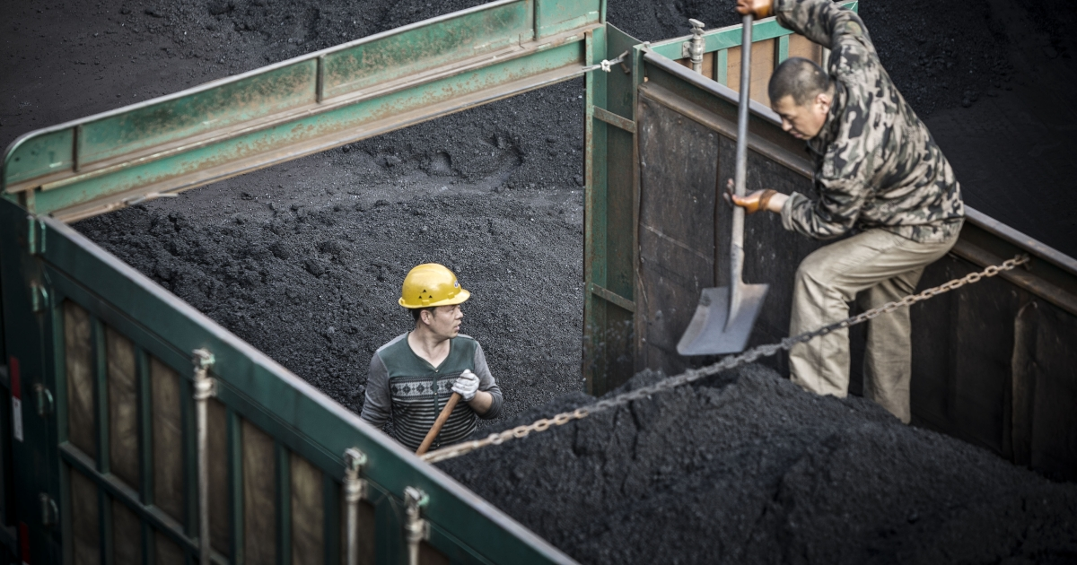 China Coal Imports Hold Near Four-Year High As Demand Resilient