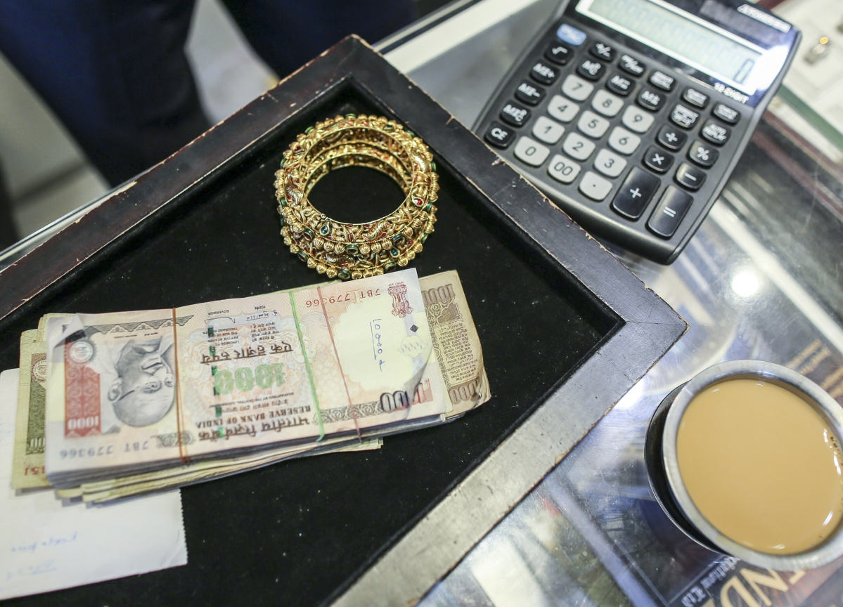 The Beginning Of The End Of The Parallel Economy In India?