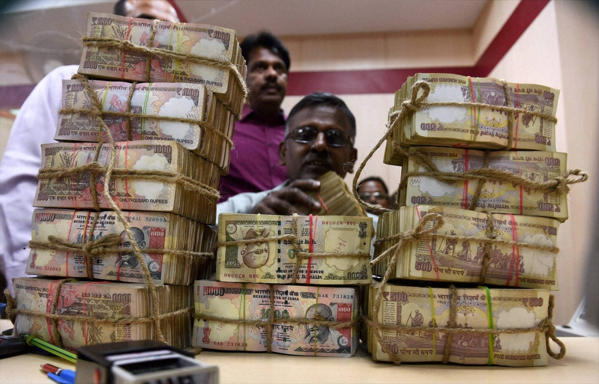 Where's The Illegal Cash? Indians Return Almost All Banned Notes