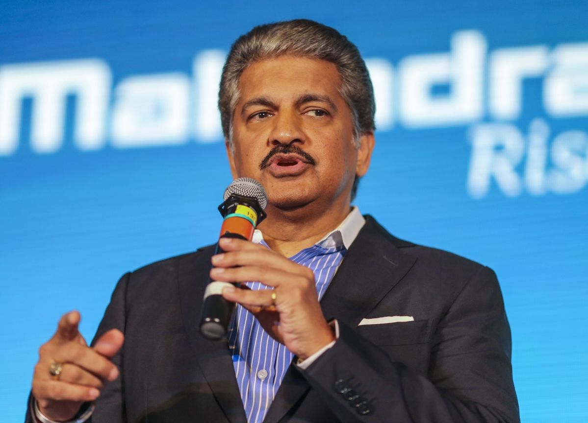 Anand Mahindra Sounds Alarm As Auto Gloom Deepens, Pitches For  Tax Cut Or Cess Rollback
