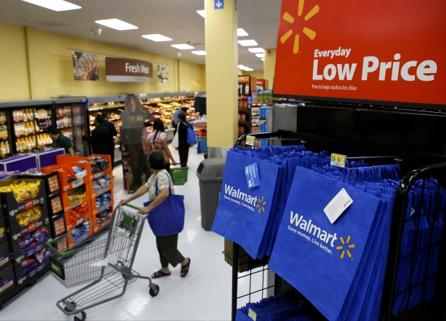 Walmart Plan to Keep Guns Out of Stores Won't Keep Them All Out