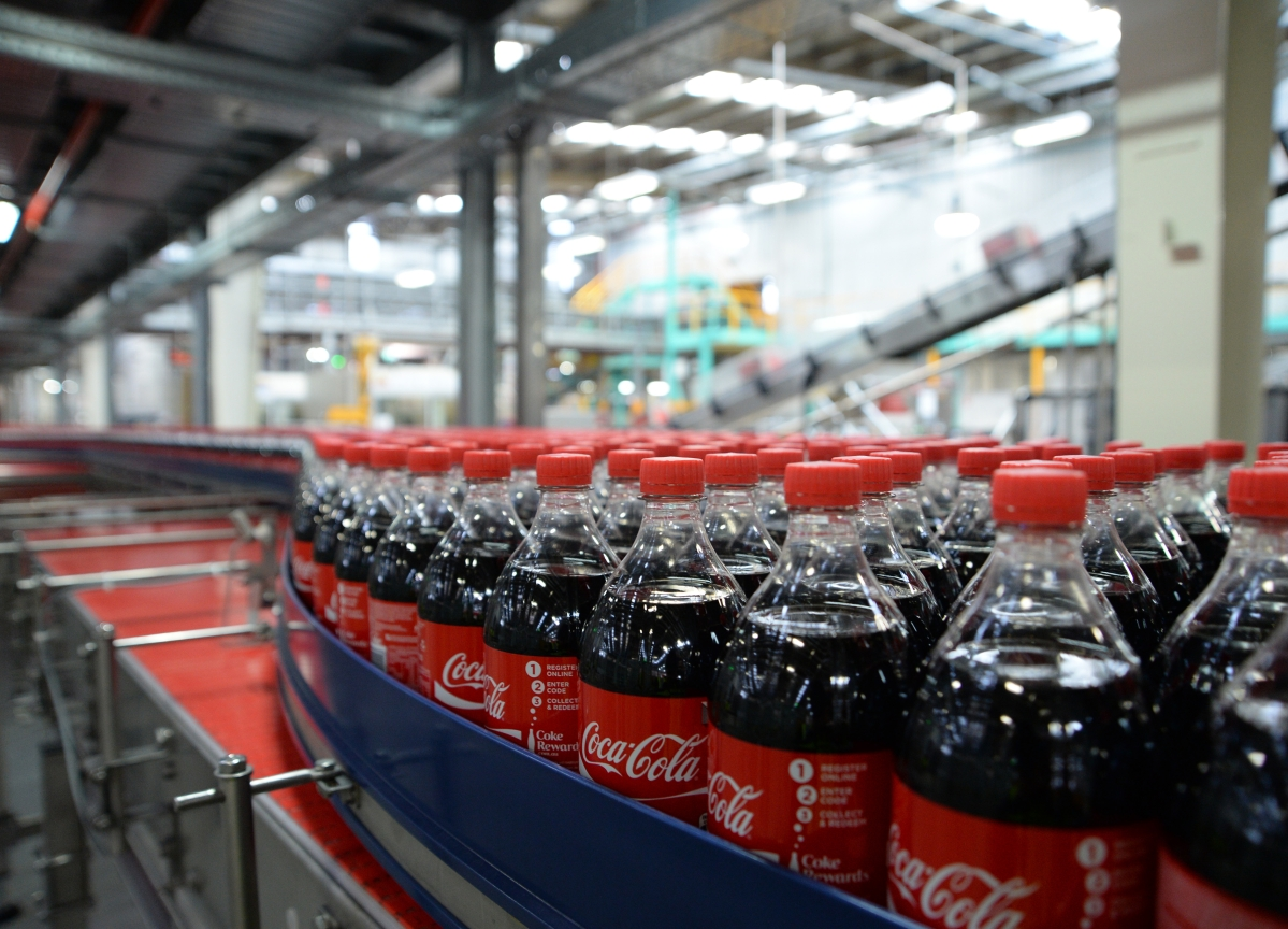 Coca-Cola Plans To Double Volumes In Five Years Aided By Less Sugary Drinks