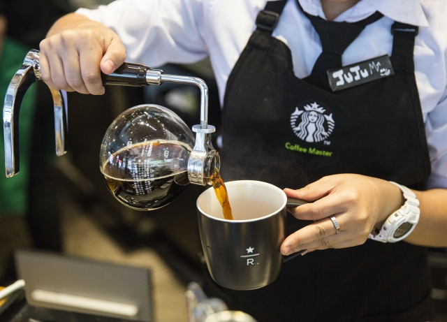 Starbucks Tumbles After Asian Growth Engine Fails To Deliver