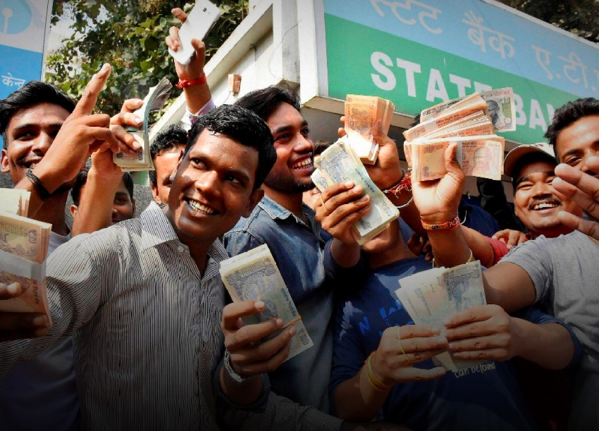 Rs 5 Lakh Crore In New Currency In Circulation, Government Tells Supreme Court