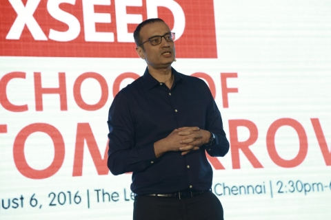 Ashish Rajpal, founder and Chairman, XSEED. (Source: XSEED)