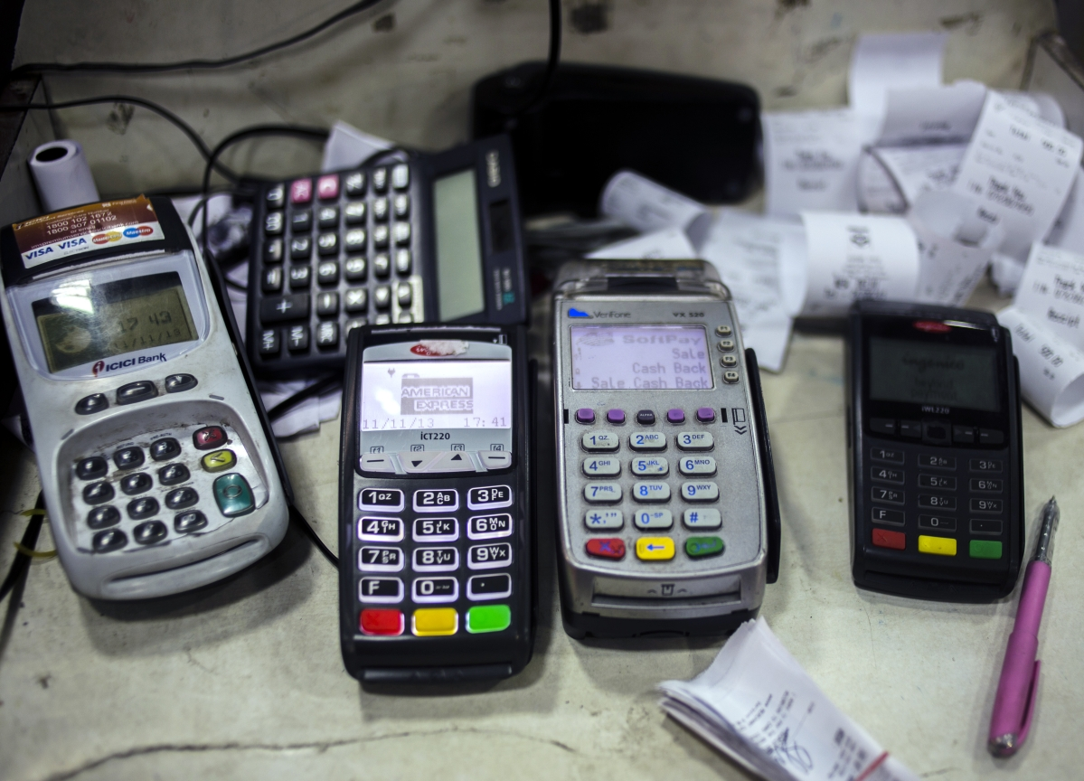 India's  Hunt For Point of Sale Machines Hits A Roadblock In China