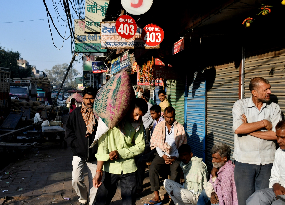 In Punjab's Labour Hubs, Workers Plead For Jobs At One-Third Wages