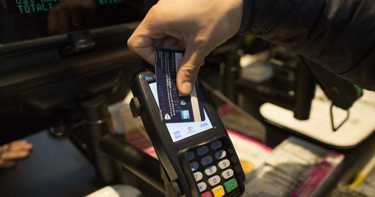 Banks Are Eyeing $1.5 Trillion in Credit Card Secrets