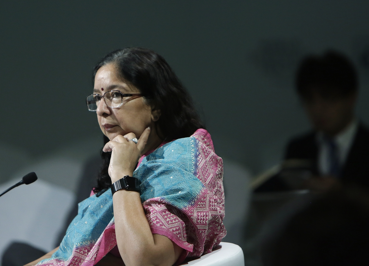 Shikha Sharma At Axis Bank: A Stormy Entry And A Stormy Exit