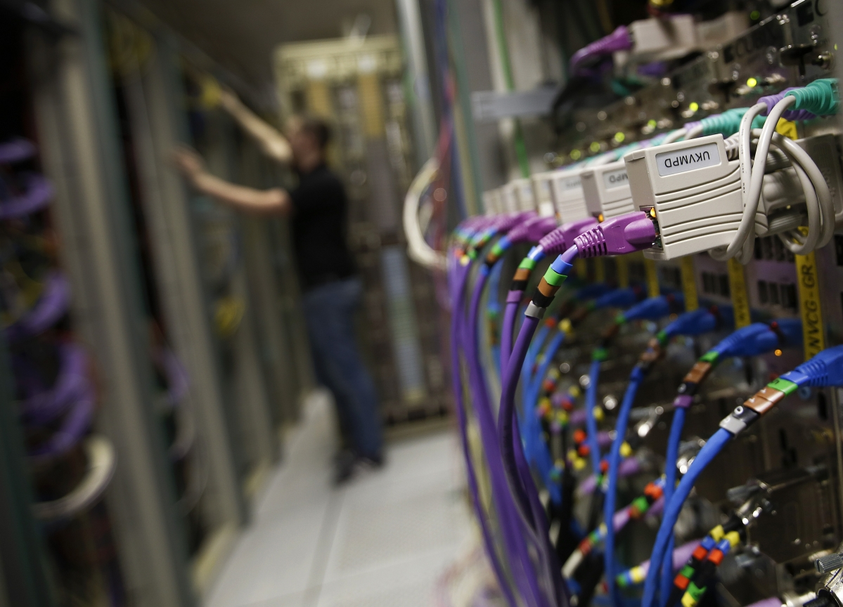 Cloud Giants Fuel Another Data Center Leasing Surge