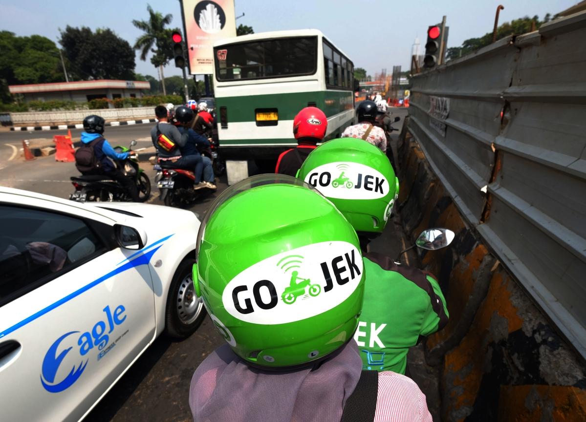 Amazon in Talks to Invest in Indonesia's Gojek
