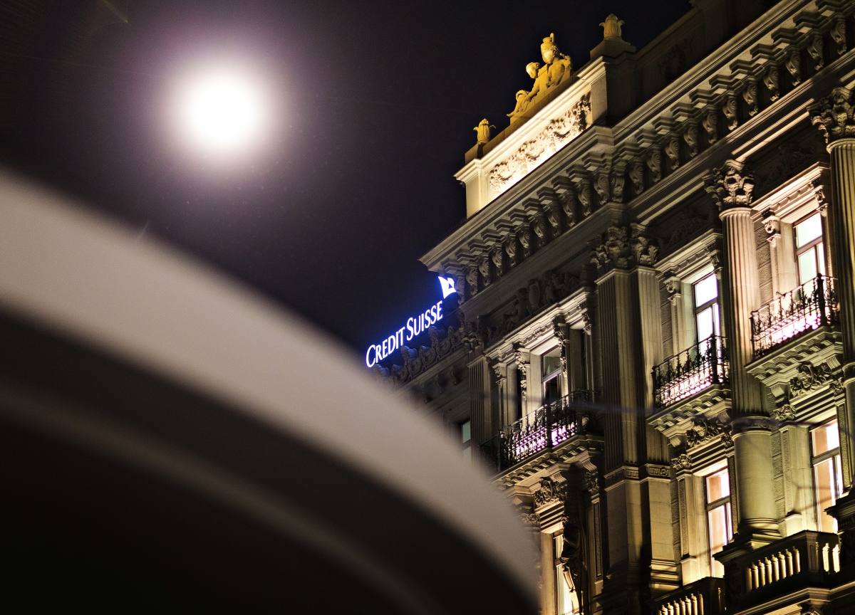 Credit Suisse COO Resigns Over Spying Scandal