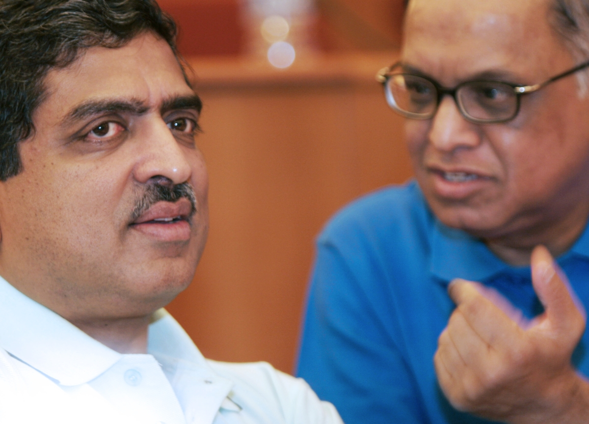 Infosys Forgot Founder's Mantra: When In Doubt, Disclose