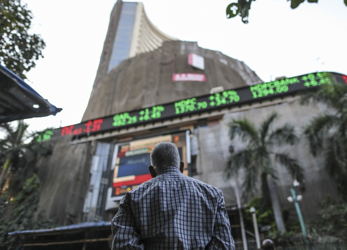 Sensex, Nifty Post Best Three-Day Rally Since May 2009