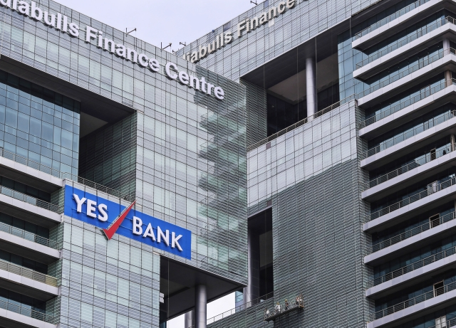 YES Bank Shares Jump: Yes Bank Jumps Nearly 30% Day After