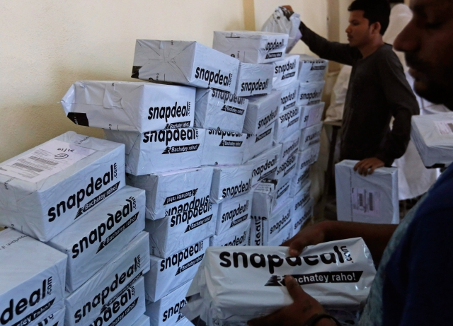 e5c7adae426 Snapdeal Said To Present Flipkart s Offer To Shareholders