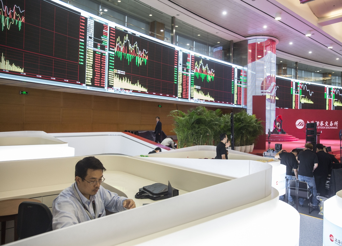 This Chinese Stock Soared 4,500% on Nasdaq and No One Knows Why