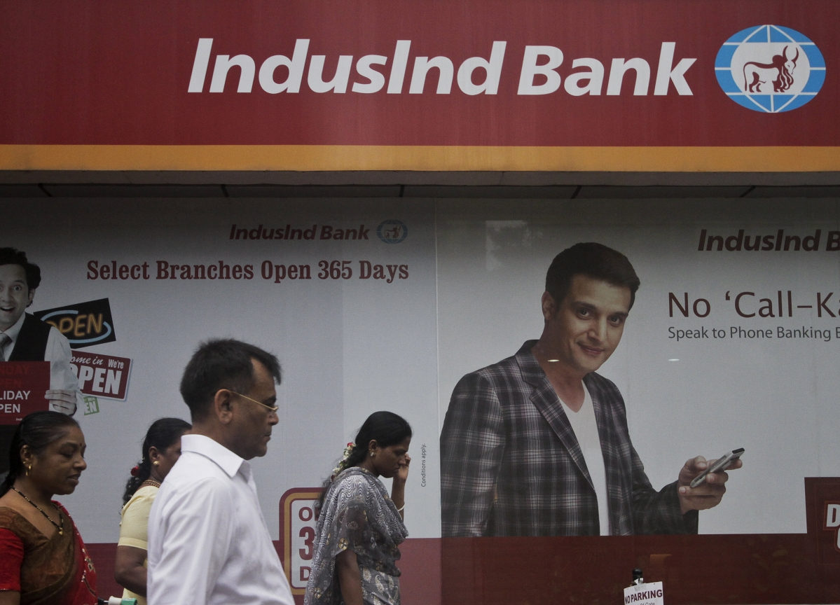 IndusInd Bank Soars 50% as Founders to Repay Share-Backed Loans