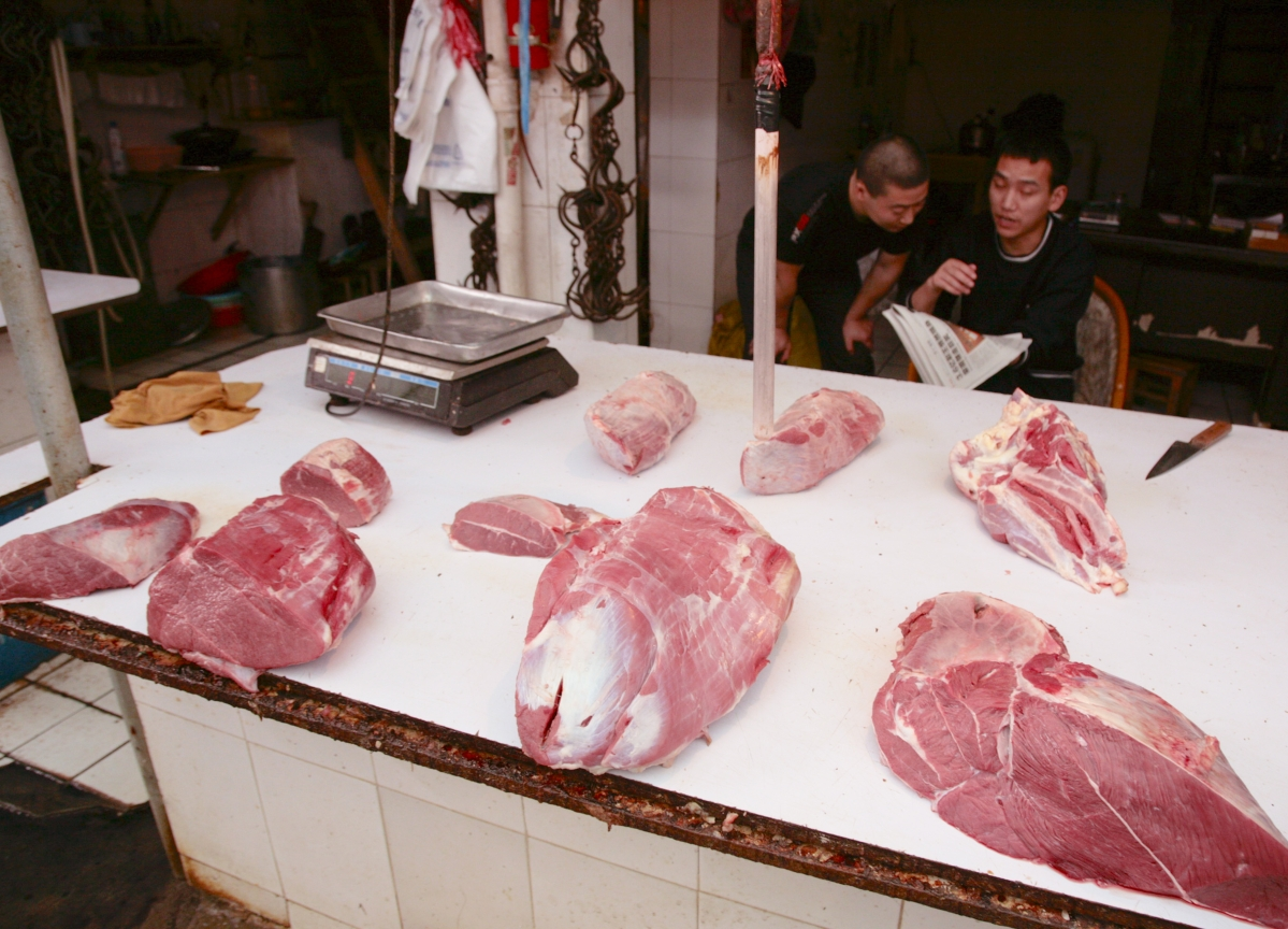 Virus Jolts China to Curb Animal Trade Before Hosting UN Summit