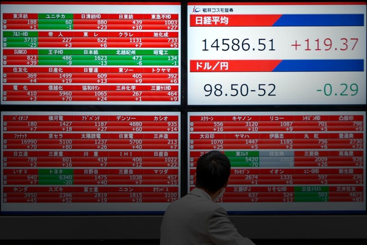U.S. Stocks Rise Amid Trade Talk; Dollar Advances: Markets Wrap