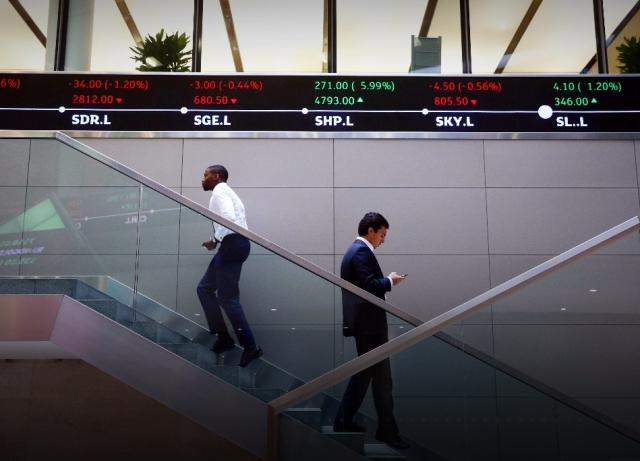 LSE Rejects Hong Kong Exchange's Surprise $36 6 Billion Bid