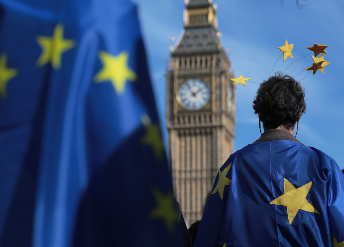 How Brexit Has Already Cost London's Financial Hub Billions