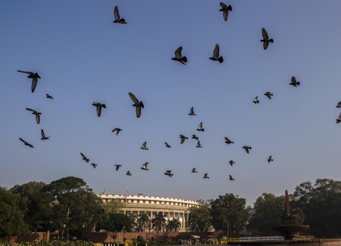 A Judicial Review Of The Speaker's Certificate On The Aadhaar Bill